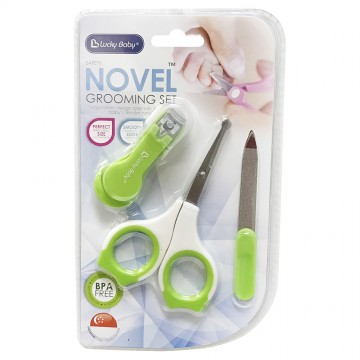 Novel™ Grooming Set