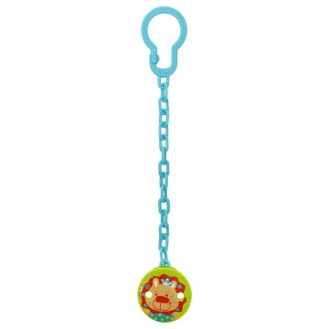Klipper™ Pacifier Chain - Lion