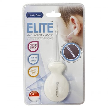 Safety™ Elite Lighted Ear Wax Cleaner