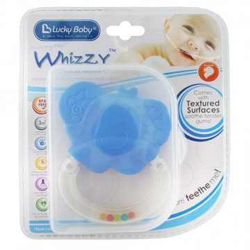 Discovery Pals™ Whizzy™ Rattle Teether - Ele