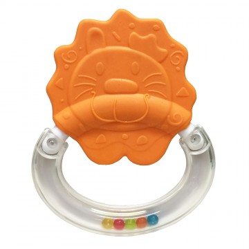 Discovery Pals™ Whizzy™ Rattle Teether - Lion