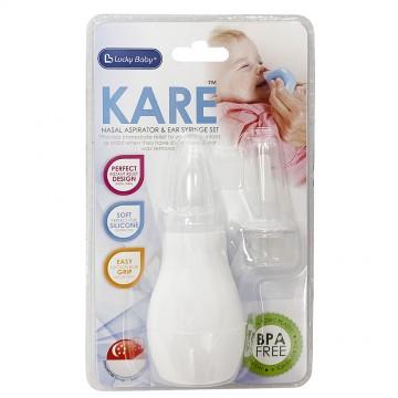 Kare™ Nasal Aspirator & Ear Syringe Set