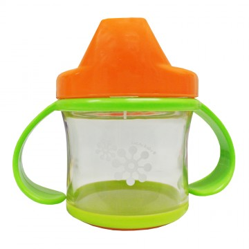 Grippy™ Spout Cup With Handles (200ml)