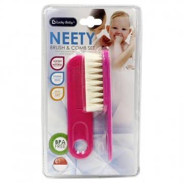 Neety™ Brush & Comb Set