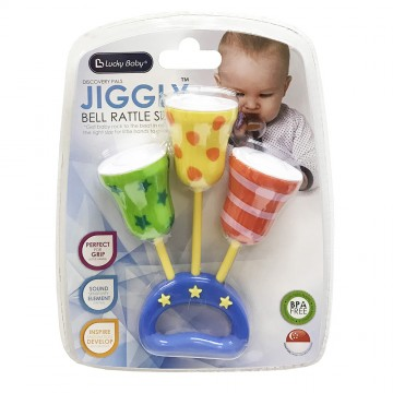 Discovery Pals™ Jiggly™ Rattle - Bell