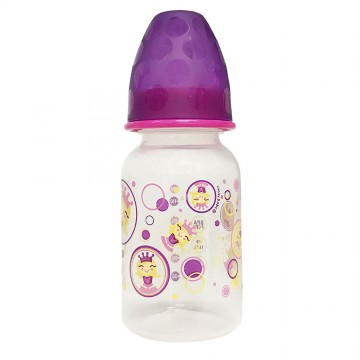Kristal Kleer™ Standard Neck Bottle - Princess 120ml