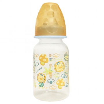 Kristal Kleer™ Standard Neck Bottle - Lion 120ml