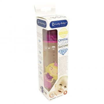 Kristal Kleer™ Standard Neck Bottle - Princess 240ml