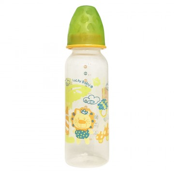 Kristal Kleer™ Standard Neck Bottle - Lion 240ml