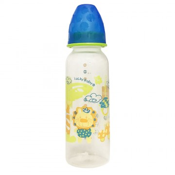 Kristal Kleer™ Standard Neck Bottle - Lion 240ml (3pcs)