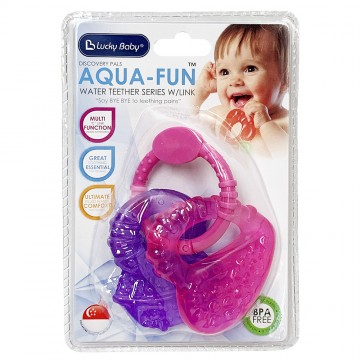 Discovery Pals™ Aqua Fun™ Teether With Link - (Heart)