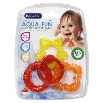 Discovery Pals™ Aqua Fun™ Teether With Link - (Shape)