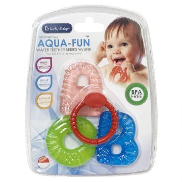 Discovery Pals™ Aqua Fun™ Teether With Link - (ABC)