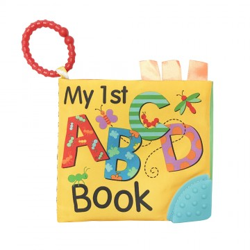 Discovery Pals™ Smartee™ Teether Book - (ABC)