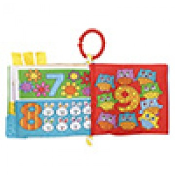 Discovery Pals™ Smartee™ Teether Book - (123)