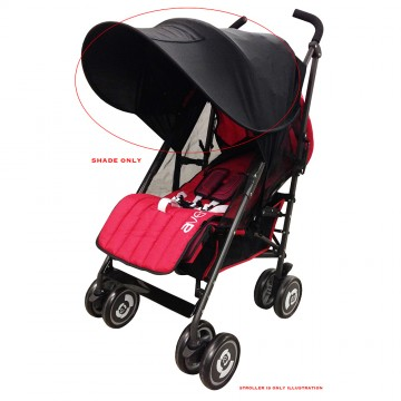 Tipit™ Stroller Sunshade (L) - GREY