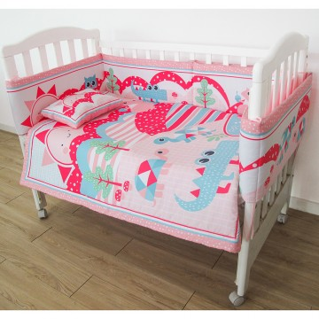 Dreem™ Crib Bedding Set - A Good Day