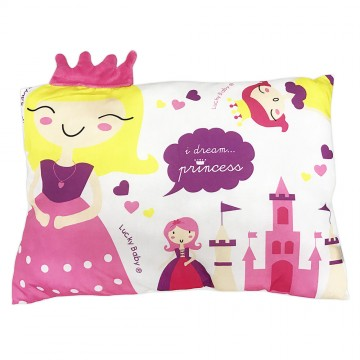 Children Pillow Case - Princess