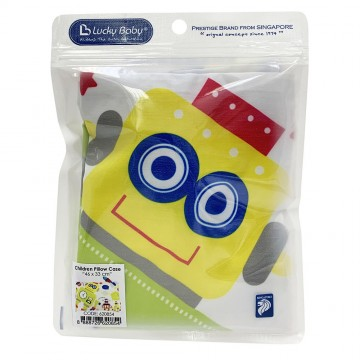 Children Pillow Case - Robot