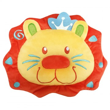 Contour Infant Pillow - Logan Lion