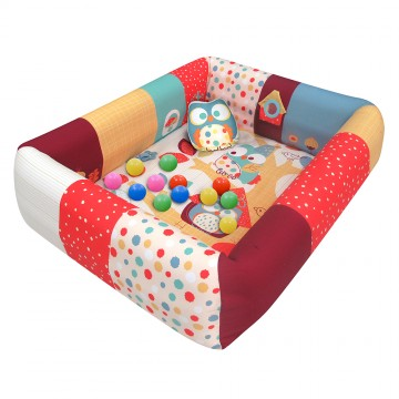 2 In 1 Inflatable Play Gym - Do Do & Ki Ki