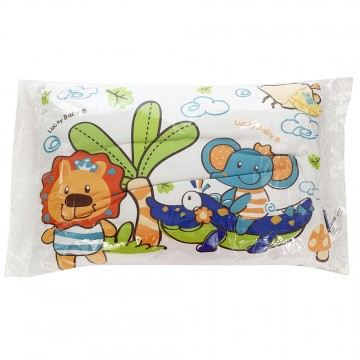 Children Pillow W/Case - Ember/Logan