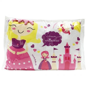 Children Pillow W/Case - Princess