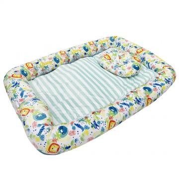 Cuddle™ Portable Baby Co-Pod (Jungle)