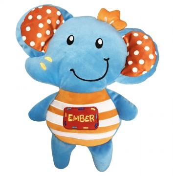 Clubee™ Pillow - Ember Elephant