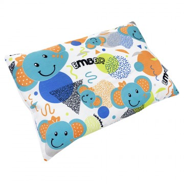 Baby Pillow W/Cover - Ember