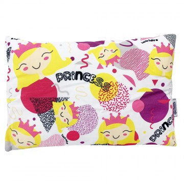 Baby Pillow W/Cover - Princess