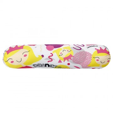 Baby Bolster W/Cover - Princess