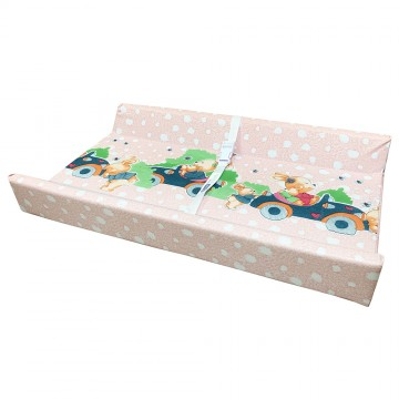 Changer W/Wooden Base - Specially for Baby Cot (Rabbit)