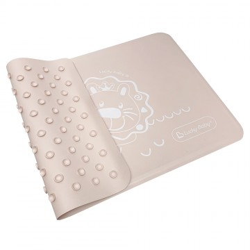 Non-Slip™ Suction Bath Mat Specially For Long Bath/Bathroom - Pink