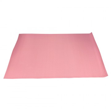 Air-Filled™ Rubber Cot Sheet(Plain) - Pink/Purple