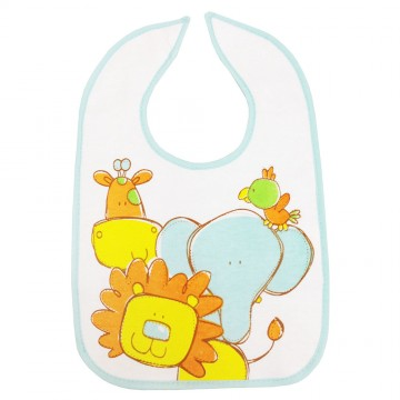 Trio™ 3pcs Fun Bib - Boy