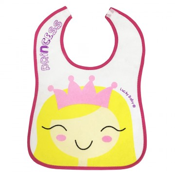 Calico™ Fun Bib - Princess