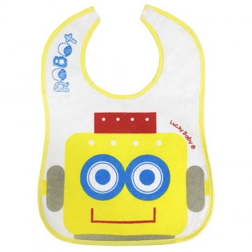 Calico™ Fun Bib - Robot