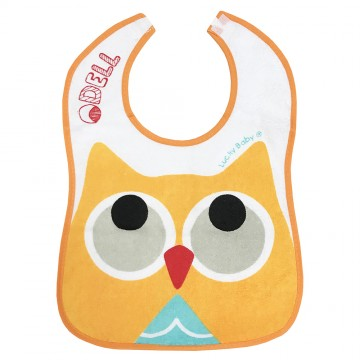 Calico™ Fun Bib - Owl