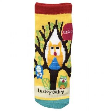 First Soks™ Tot Up Socks - Owl