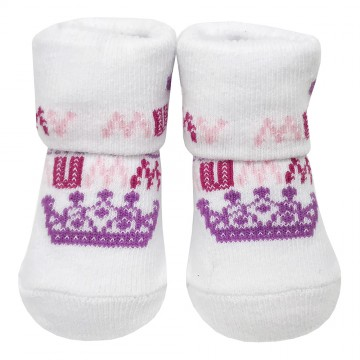 First Soks™ Fold Up Socks - I Love Mummy