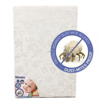 AllerFree™ High Density Anti Dust-Mite Mattress - 26' x 38' x 2'