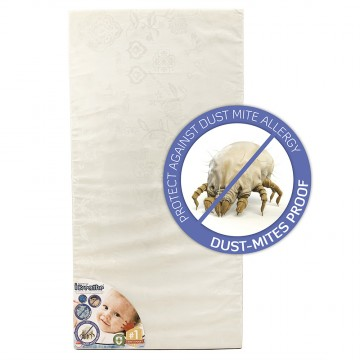 AllerFree™ High Density Anti Dust-Mite Mattress - 28' x 52' x 4'