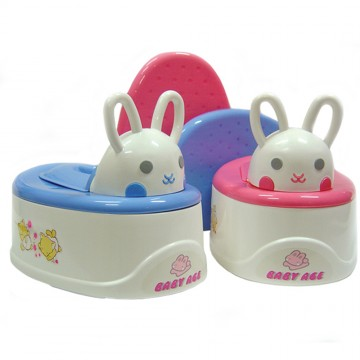 3 In 1 Potty N' Step Stool