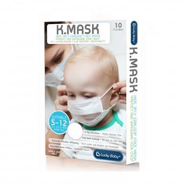K.Kids Earloop 3Ply Face Mask - 10pcs/box (3 DESIGN)