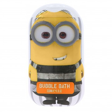 Minions Shaped Bubble Bath & Shower Gel (350ml)