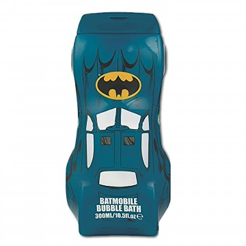 Batman 3D Bubble Bath Car (300ml)