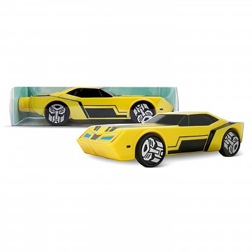 Transformer 3D Car Bubble Bath (400ml)
