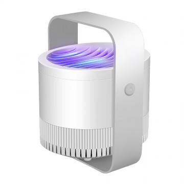 UV 360° Mosquito/Bug/Insect Killer Lamp - Circle