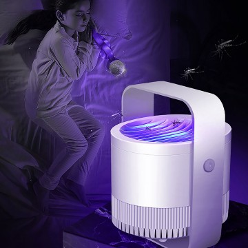 UV 360° Mosquito/Bug/Insect Killer Lamp - Circle
